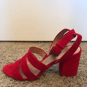 Madewell Maria sandal- never worn